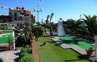 Lillyput Mini Golf