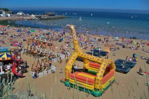 Viking Bay the perfect family holiday beach, Broadstairs