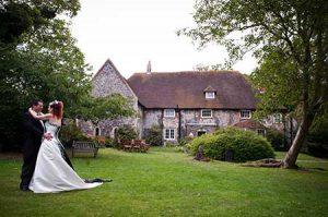 Salmeston Grange wedding