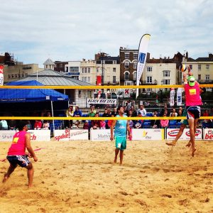 Beach Volleyball in Margate