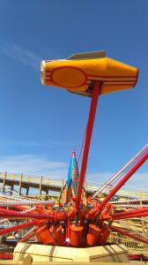 Hurricane Jets ride at Dreamland June 2015