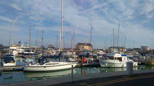 Ramsgate Marina family holiday destination close to Broadstairs