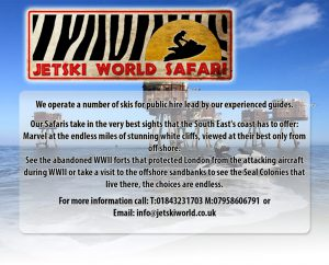 jet ski world safari info