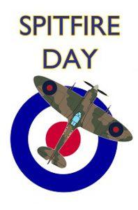Spitfire Day Logo