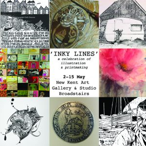 poster for Inky Lines