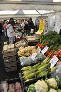 food festival stalls