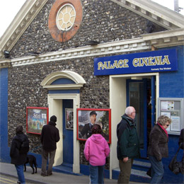 Palace Cinema outside