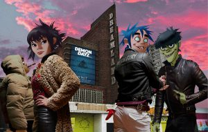 Gorillaz Demon Dayz promo image
