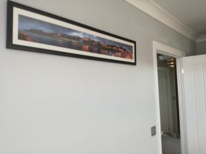 broadstairs beach panorama artwork