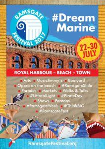 Ramsgate Festival poster