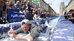 photo shows Bristol Park and Slide by Luke Jerram