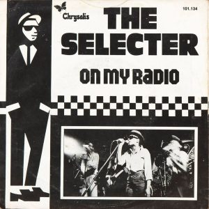 Selecter On My Radio single cover