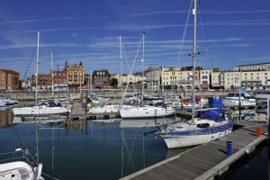 Ramsgate Harbour photo shared by Beeches Holiday Lets in Broadstairs, photo credit Thanet Tourism