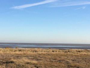 Pegwell Bay shared by Beeches Holiday Lets great outdoors blog post