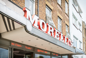 Morellis - as featured in Beeches Holiday Lets blog, Eat Broadstairs