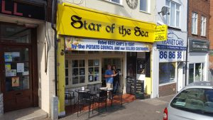 Star of the Sea best fish and chips in Broadstairs?